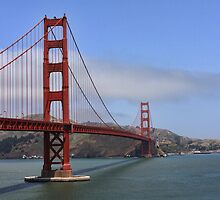 Golden Gate  by Ann  Van Breemen