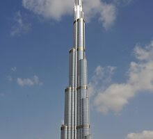 Burj Khalifa 2 by Graham Taylor