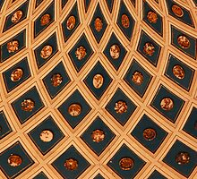 Roman Ceiling by johnnabrynn