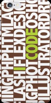 Geek: I Code by swisscreation