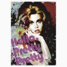 Hello, Pretty Pretty - Barbarella by Renny Roccon