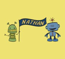 nathan w robots by sabrina card