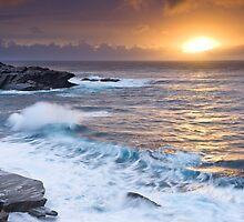 Valentia Island Sunset 2 by Maciej Markiewicz