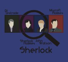 BBC Sherlock Squares by Anglofile