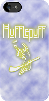 Hufflepuff by Anthony Pipitone