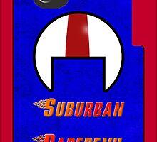 Suburban Daredevil Case by sillicus