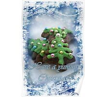Yummy Christmas Poster
