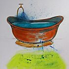Copper Bath by ROSEMARY EAGLE