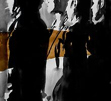 the observers by Loui  Jover