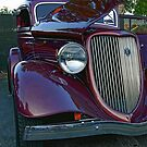 Ford Custom V8 by Mark Kopczewski