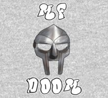 MF DOOM Shirt - All Caps by Jack Wingo