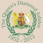 The Queen's Diamond Jubilee 1952 - 2012 by DarkVotum