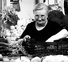 Valencia City, Spain, The Central Market Smile ! by Berns