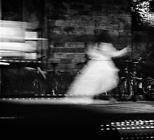 Ghost of a Bride by montserrat
