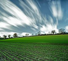 Lincolnshire Landscape by cameraimagery