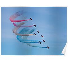 The Red Arrows 15 Poster