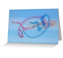 The Red Arrows 20 Greeting Card