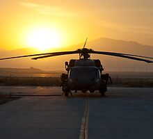 HH-60 Pavehawk by Tim Grams