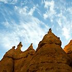 Hoodoos Two - Bryce Canyon by thejourneysofar