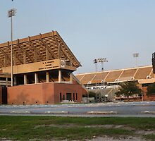 MM Roberts Stadium, The Rock, Univ. of So. Ms. by Dewese Milstead