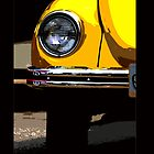 Yellow VW by Artondra Hall
