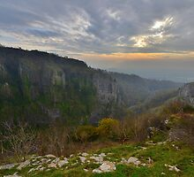 Somserset: Cheddar Gorge by Rob Parsons