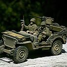 JEEP  -  1942 WILLY'S MB. by Roy  Massicks