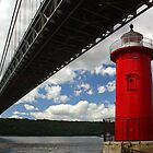 The Little Red Lighthouse and the Great Gray Bridge by Jeremy D'Entremont