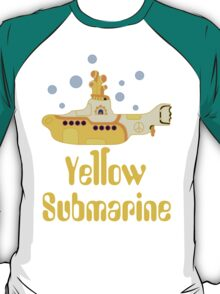 My Yellow Submarine - Every One Of Us Has All We Need T-Shirt