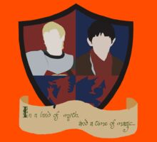 The Shield of Merlin & Arthur  Kids Clothes