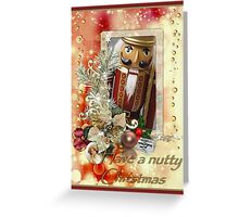 Have a nutty Christmas Greeting Card