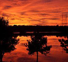 Sky Above - Sky Below by John Callan