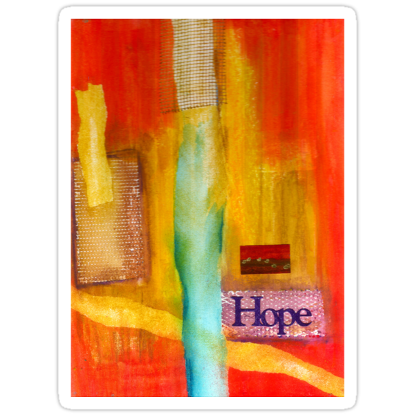 Windows of Hope T-Shirt by © Angela L Walker