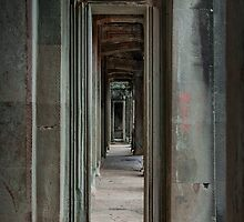 The Long Hall by TeaRose