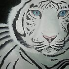 White Tiger by Grace17