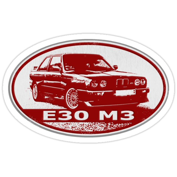 The original M3 red/wht by Benjamin Whealing