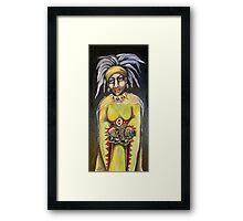 La Casamentera (The Matchmaker) Framed Print