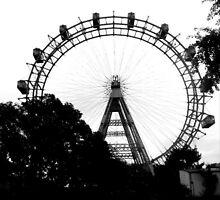Oldest Ferris wheel in Europe by rc2061988