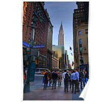Madison Ave Poster