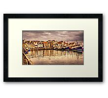 Pittenweem Harbour...Please View Larger Framed Print