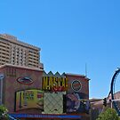 NASCAR Cafe at the Sahara Hotel and Casino by Henry Plumley