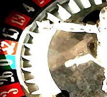 abstracted roulette wheel. by tinncity
