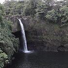 Hawaiian Waterfall by Soulmaytz