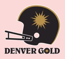 Denver Gold Kids Clothes