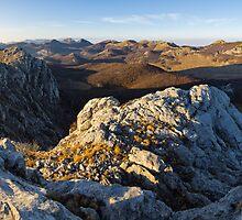Top of the Velebit by Ivan Coric