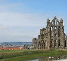 Whitby Abbey by Bluecowboy2002