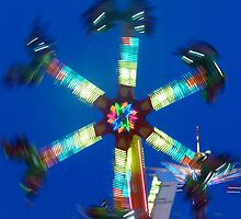 The Amusement Park  by Anthony Woolley