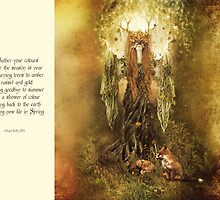 04 April: Faerie Folk by gingerkelly