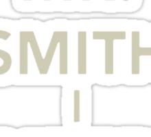Mr. Smith I Need You! Sticker