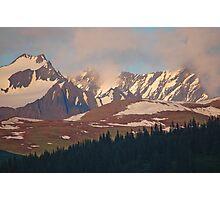 Alaska The Rugged Photographic Print